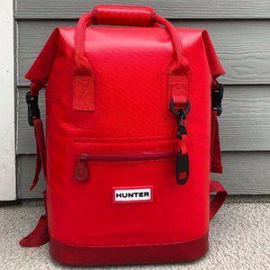Hunter For Target Red Backpack Cooler Bag